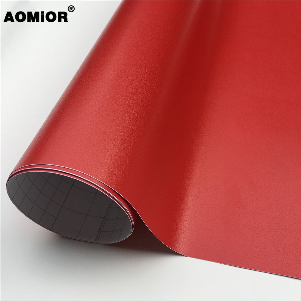 US $6 86 30% OFF|Best Leather Vinyl Wrap Sheet Film DIY PVC Interior  Decoration Film Automobile Motorcycle Dashboard Bike Console Decal Wrap-in  Car