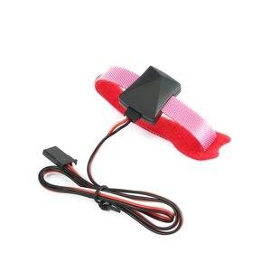 Image 5 - SKYRC sonda czujnika temperatury kabel kontrolny z czujnik temperatury dla iMAX B6 B6AC części kontroli temperatury ładowarki