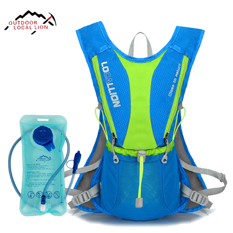 8f5ceca26762 LOCAL LION 5L Cycling Backpack Hydration With 1L Water Bladder Bag Light  Waterproof Running bag Bicycle Backpack men Sport Bags