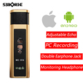 Professional microphone for video recording singing for android/ios/pc/mixer condenser microphone MC-916 with microphone cover*3