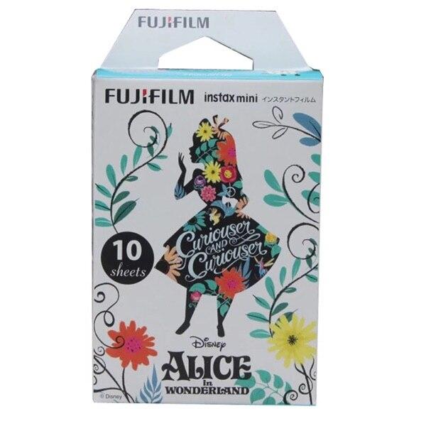 Galleria fotografica Original Fujifilm Instax Mini Fuji Film Limiited Alice For Mini 8 7s 7 50s 50i 90 25 dw Share SP-1 Polaroid Instant Photo Camera