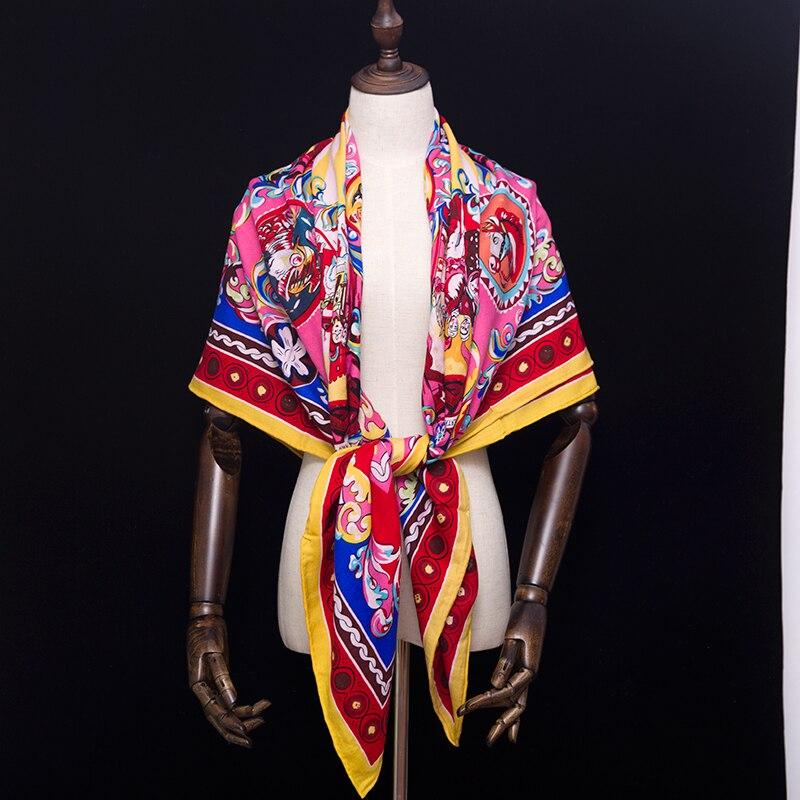 30% Silk 70% Cashmere Scarf Women Scarve