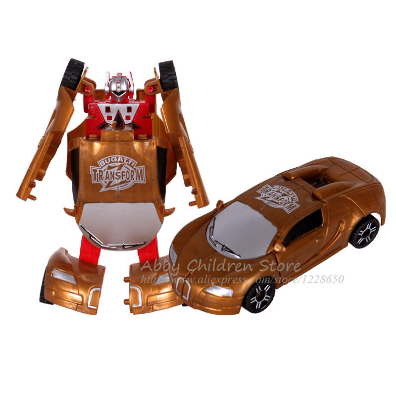 aliexpresscom buy transformation robot car plastic transform toy educational learning model building kits kids toys for children birthday gifts from