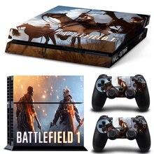 Battlefield 1 PS4 Skin Sticker