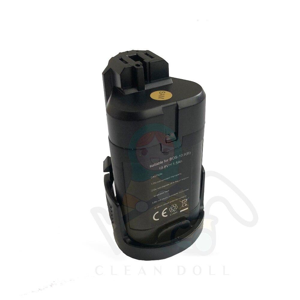 PSM 10.8 LI 10,8V Li-Ion Akku Ladegerät Lader für Bosch PMF 10.8 LI