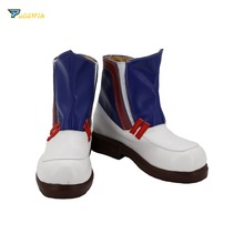 FF14 Final Fantasy XIV A Realm Reborn Sailor Deck Cosplay Shoes Custom Made Boots цена