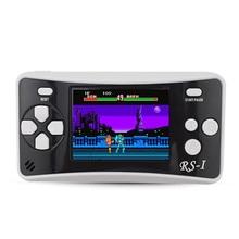Pantalla a color de 2,5 pulgadas consola de juegos de mano incorporado clásico retro vintage juegos AV Plug and play conectar TV Gamepad joystick