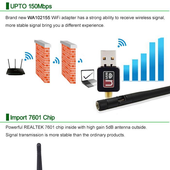 5dB WiFi antenn
