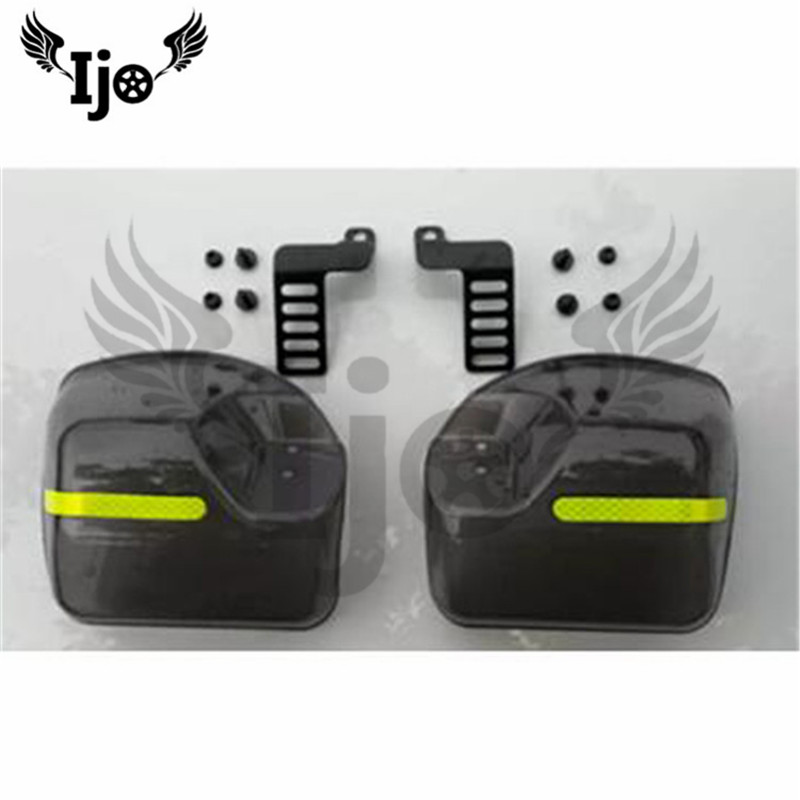 scooter accessories Refit falling shield for Vespa ktm motocross protection accesorios moto handguard motorcycle hand guard