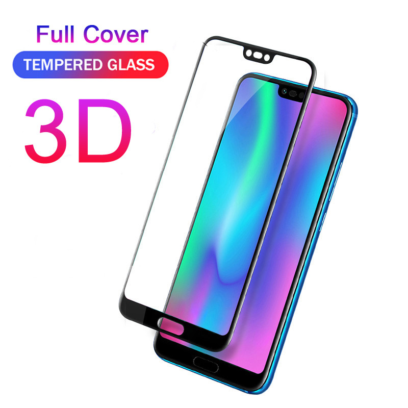 9H Full Cover Protective Glass For Huawei Honor 10 Glass Premium Screen Protector Case For Honor 10 Lite 10lite Tempered Glass