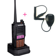 De Baofeng UV-9R Radio de dos vías-136-174/400-520 Mhz uv9r ip67 transceptor más Ham Radio estación impermeable 10 w Walkie Talkie(China)