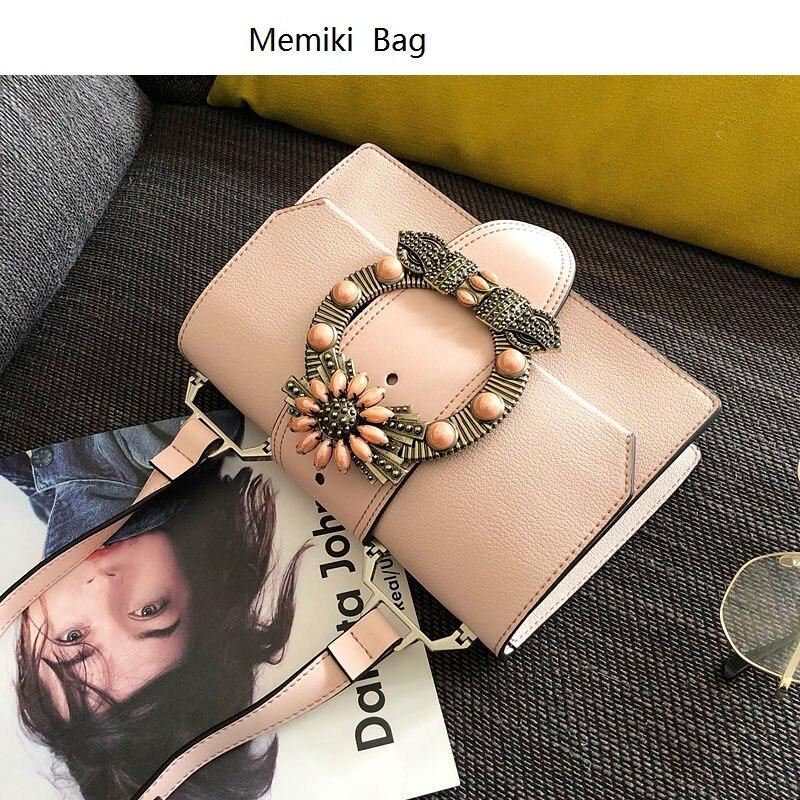 Bagaj ve Çantalar'ten Omuz Çantaları'de SıCAK yaz 2018 moda kadın hakiki deri inci payetli elmas omuzdan askili çanta mini flap yüksek kalite 23 cm'da  Grup 3