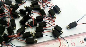 Image 5 - 200 pcs/LOT 4*8mm DC 0.8 ~ 3 v vibration Micro moteur Mini moteur pour téléphone portable et téléavertisseur bricolage, etc.