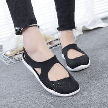 Women Sandals 2019 Jelly Shoes Lady Sandals