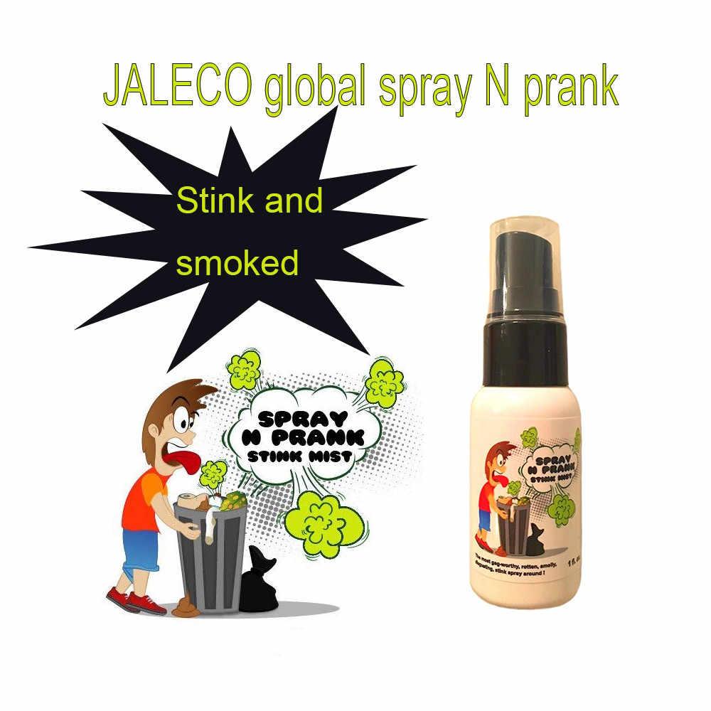 ... 2018 Liquid Ass Spray Mister Fart Prank Pooter Stink Bottle Smell Bomb  Gags Practical Jokes Novelty ...