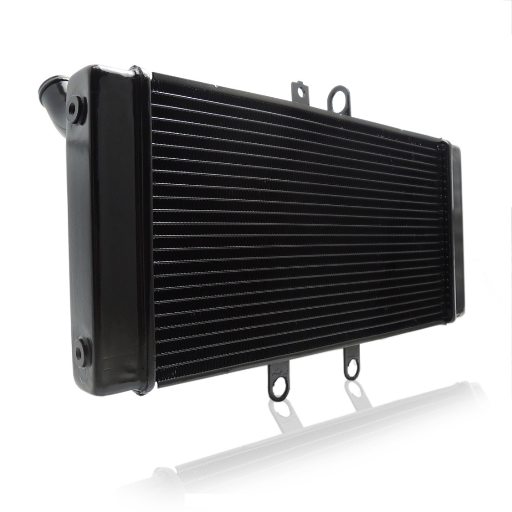 GSF1250S Motorcycle Radiator Cooler Cooling for Suzuki Bandit GSF1250S 2007 2013 BANDIT 2008 2009 GSX 650F