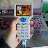 Английский супер ручной Rfid NFC копировальный считыватель писатель cloner 9 частота + 5 шт 125 кГц карта + 5 шт 13,56 МГц UID сменная карта