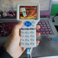 English Super Handheld Rfid NFC Copier Reader Writer cloner 9 frequency +5Pcs 125khz card+5Pcs 13.56mhz UID Changeable Card