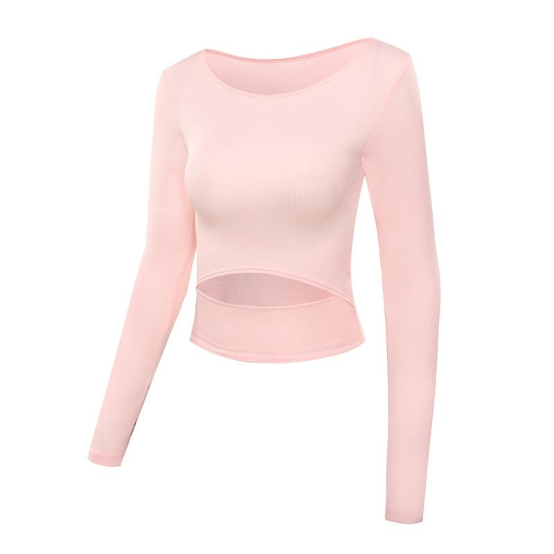 women yoga shirts tops (2)
