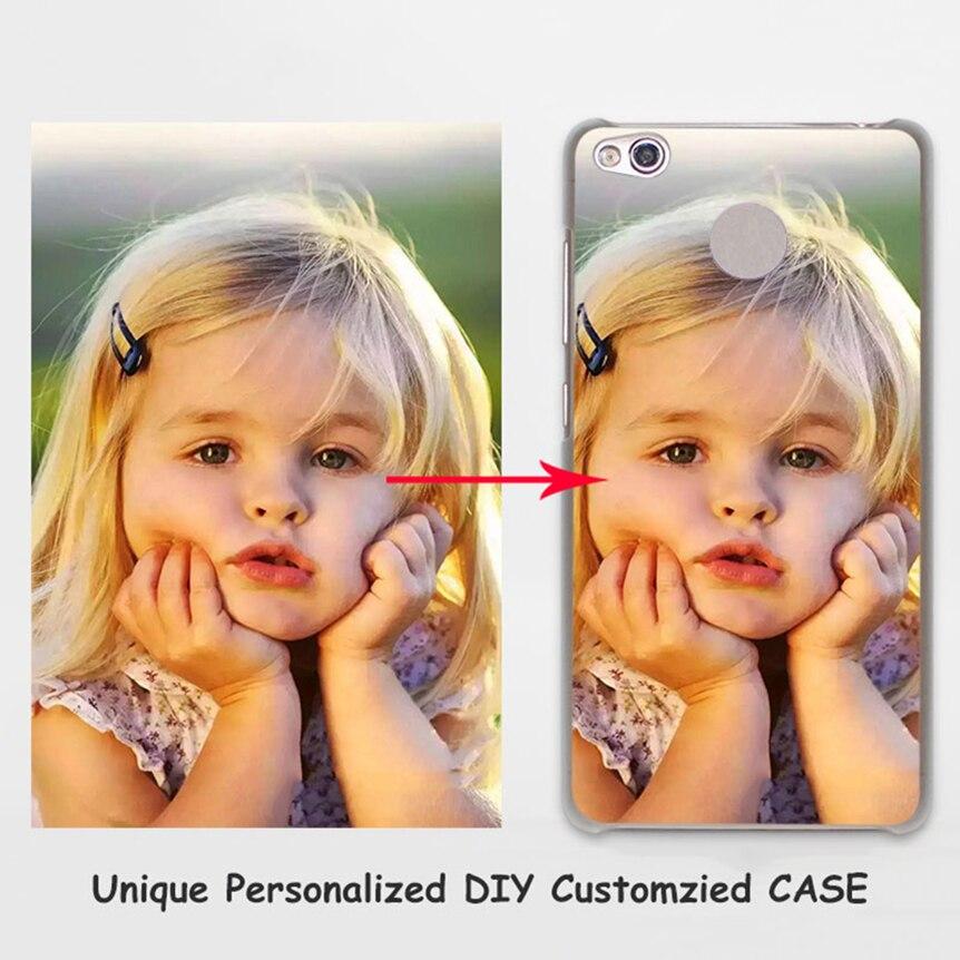 DIY Personnalisé personnalisé photo nom Personnaliser conception couverture souple en silicone pour Huawei Honor 9 Lite AL00/AL10/TL10 Honor 9
