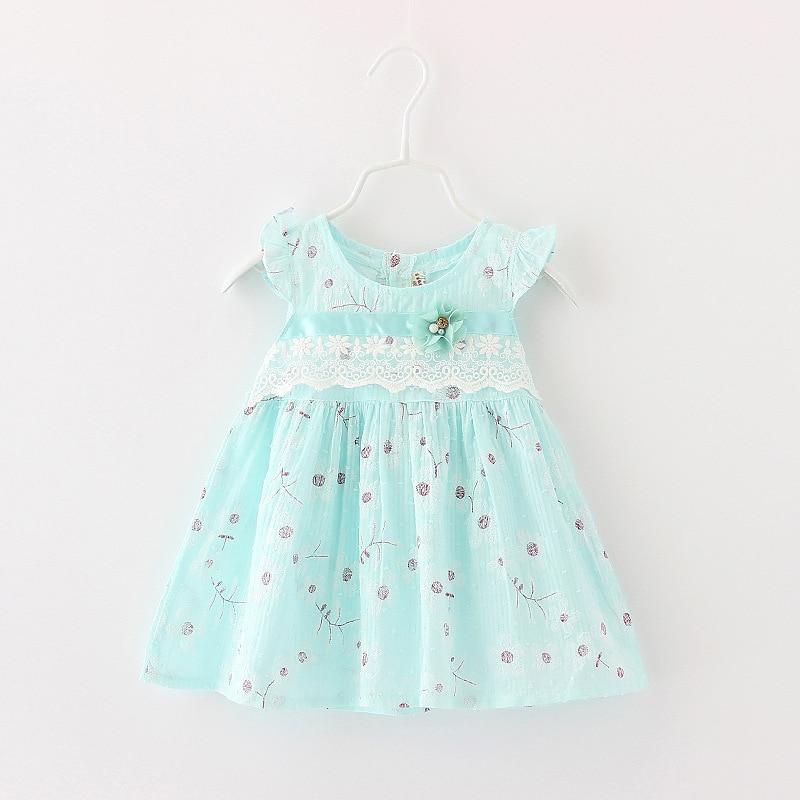 2015 nuevo estilo del verano vestidos para recién nacidos de niñas ...