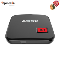 A95x A1 Android 6 0 Smart Tv Box Amlogic S905x Quad Core 1GB DDR3 RAM 8G