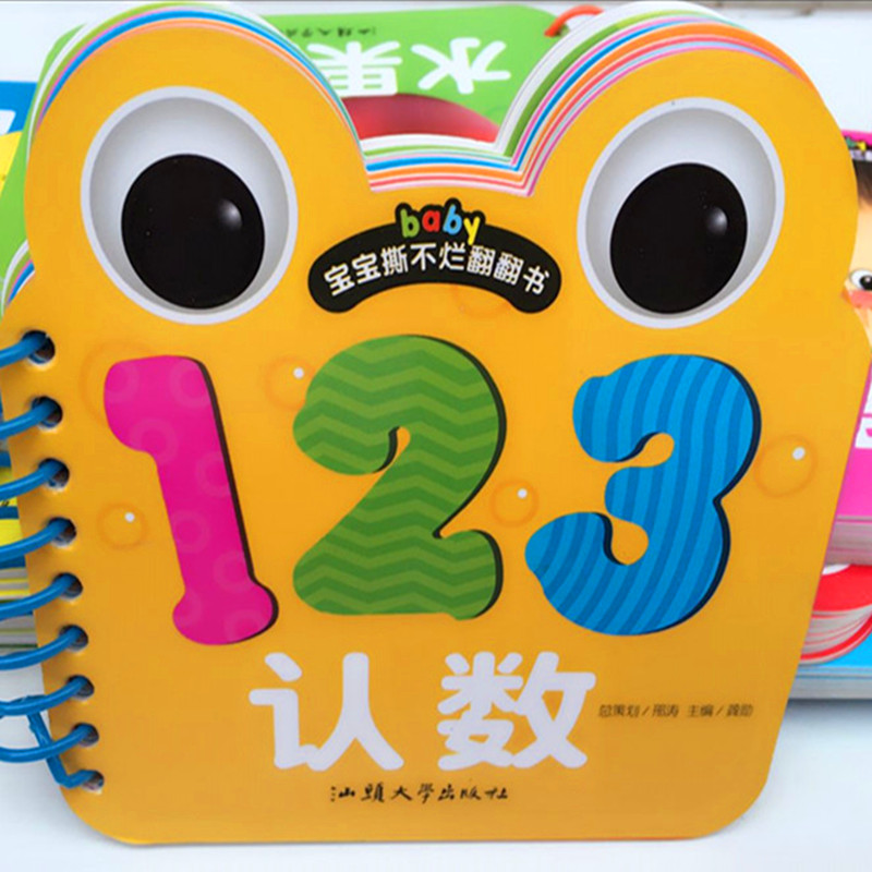 Baby Card Books English Alphabet And Numbers Cognition Bts Card Kids Montessori Reading Educational Toys Cards For Children