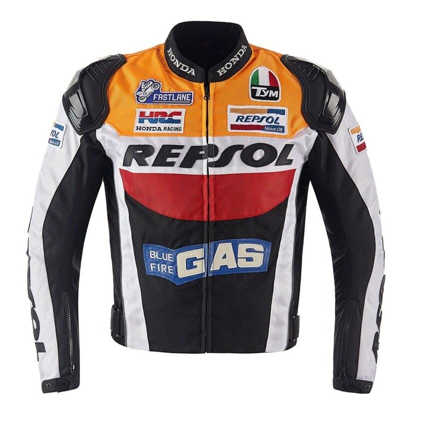 Envío gratis 1 unids Hombres Motocycle Riding Suit Oxford Protector - Accesorios y repuestos para motocicletas - foto 5