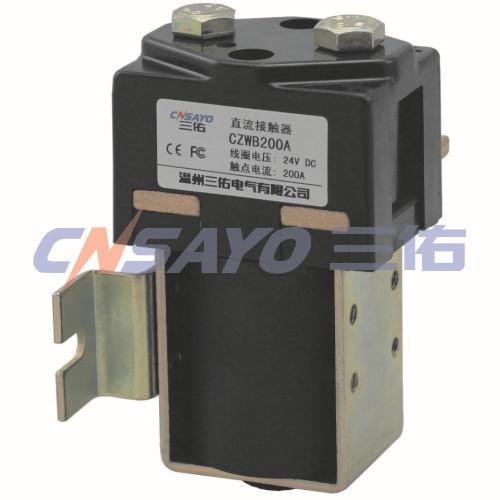 CZWB200A/48V dc contactor new lp2k series contactor lp2k06015 lp2k06015md lp2 k06015md 220v dc