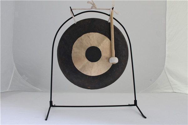 percussion musical instruments traditional 12 39 39 chinese gongs for sale in gong cymbals from. Black Bedroom Furniture Sets. Home Design Ideas