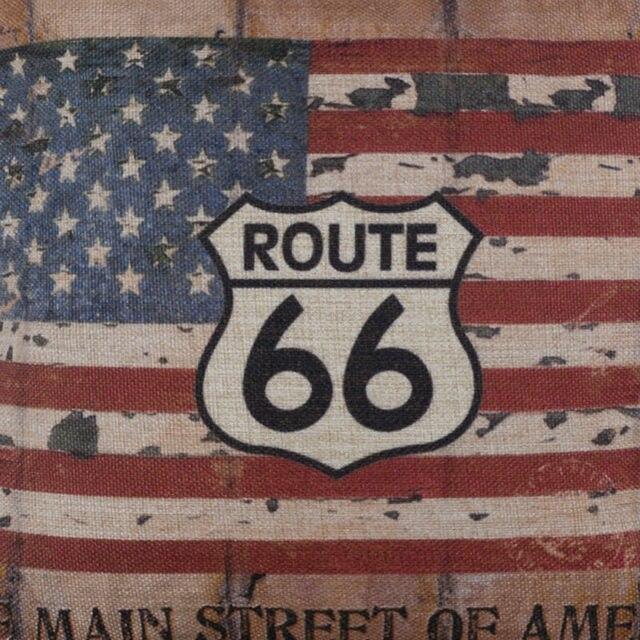 Route 66 Cushion 2
