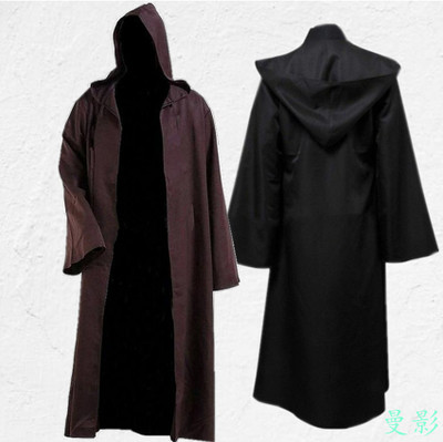 Halloween Robe Cosplay Jedi Knights Cloak Darth Vader Cloak COS Clothing Spot
