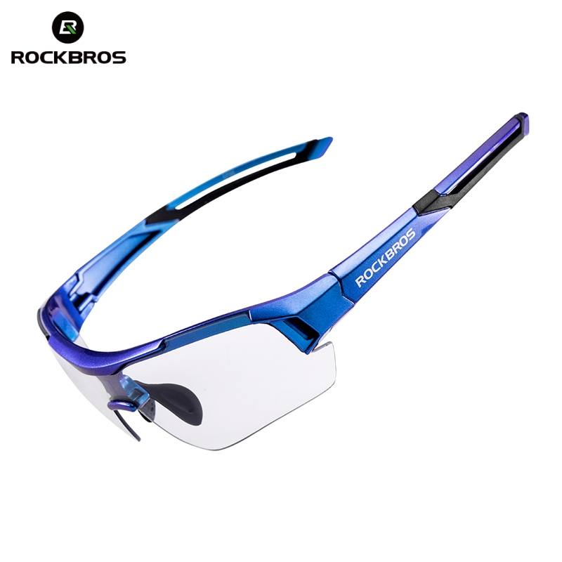 ROCKBROS Motorcycle Glasses Photochromic UV400 Myopia Frame Dirt Bike Motocross Goggles Windproof Sunglasses Motorbike Eyewear(China)