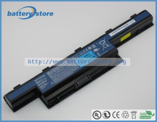 New laptop Genuine baterias para TravelMate 5740, Aspire 7551,5741 g, As10d61, Nv59c, 5551 g, 5742zg, 5735,4743 g, 10.8 v, 6 células