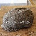 Boinas Masculinas Beret Hats Mens Newsboy Caps Flat Hats Duckbill Ivy Caps Free Shipping PB-005
