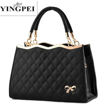 YINGPEI Women Messenger Bags Casual Tote Femme Luxury Handbags Women Bag Designer High quality Shoulder Crossbody Bags