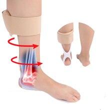 Caviglia Stecca Brace Regolabile Goccia Del Piede Ortesi Caviglia Correttore di Protezione Ictus Emiplegia Riabilitazione Piede Stecca Supporto