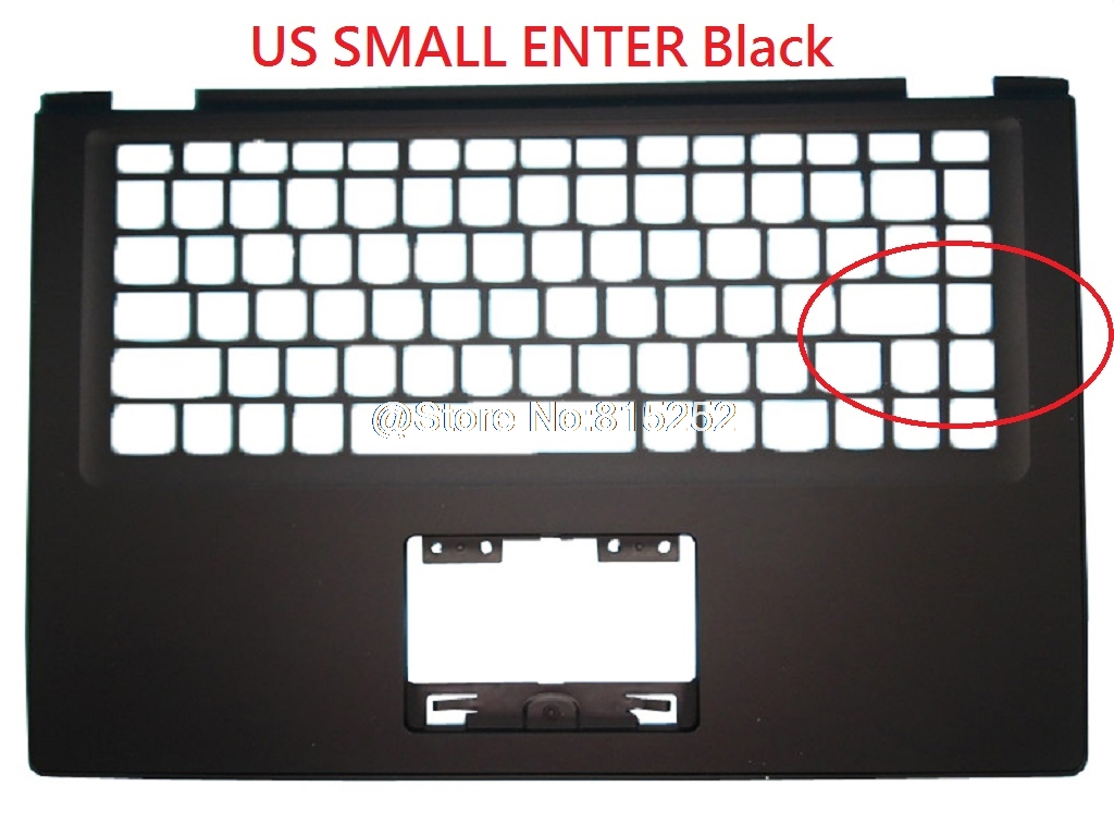 Repose-pied pour Lenovo Yoga 2 13 AP138000610 AP138000710 AP138000700 US royaume-uni sans pavé tactile housse de lunette de clavier