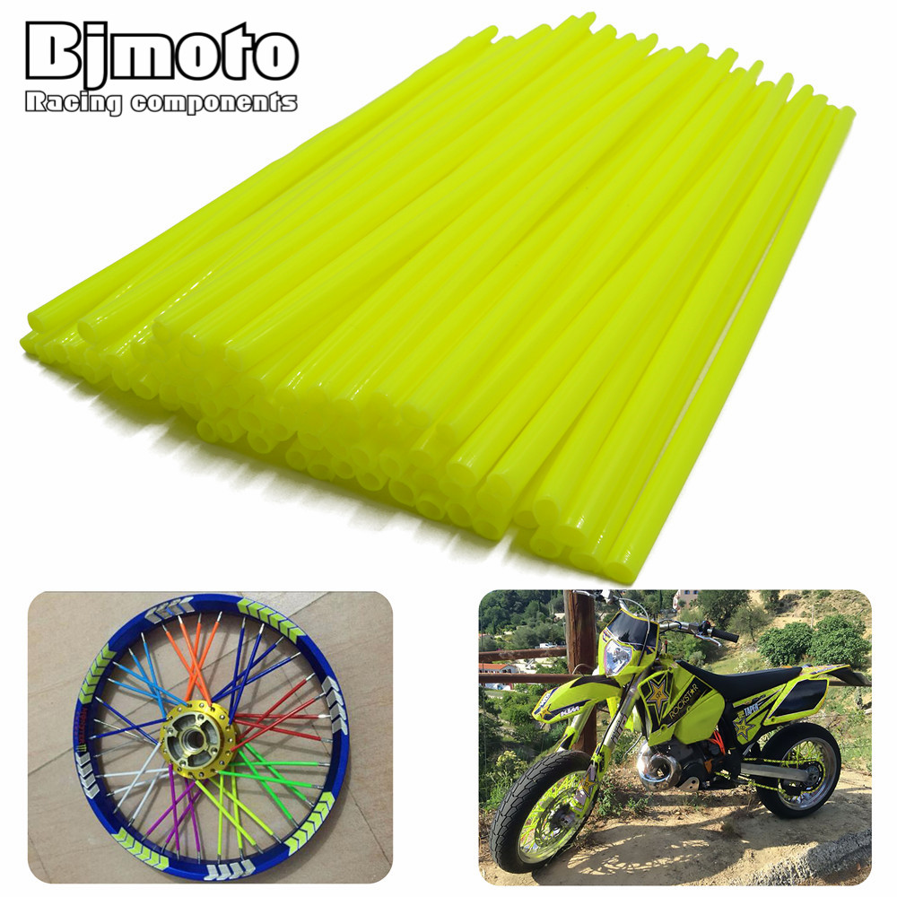 Universal Motorcycle Dirt Bike Enduro Off Road Wheel Rim Spoke Shrouds Skins Covers For Honda CR YZ RM KX 85  CRF YZF RMZ KXF original pfm 42v1 power supply board pkg 4014 ktmb05