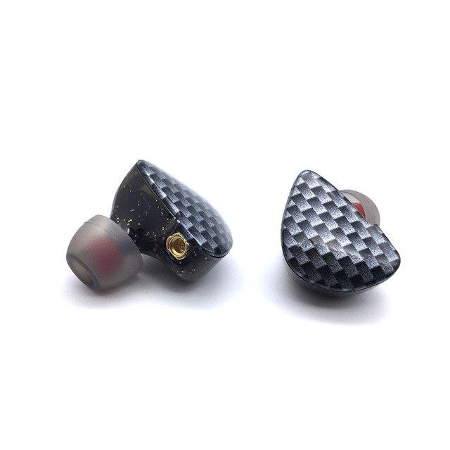 Ue personalizado mmcx interface cabo dd dinâmico fones de ouvido alta fidelidade para shure se215 se535 se846 ue900 fone de ouvido