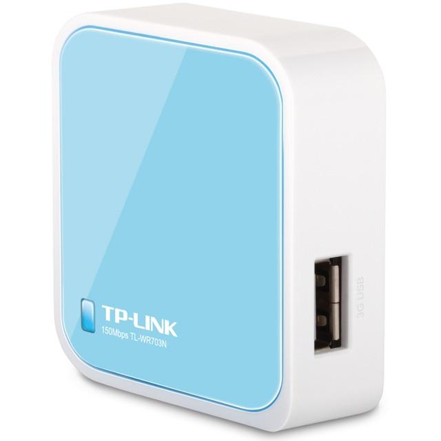 Портативный Мини Wireless Wifi 3 Г Маршрутизатор WR703N TP LINK Маршрутизатор TL-WR703N Передачи Rate150M
