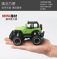 Mini Cute Cartoon Acceleration Remote Control RC Stunt Car With Accessories Best Xmas Gift For Kid