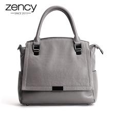 2017 Luxury Genuine Leather Womens Handbags Fashion Totes Designers Ladies Shoulder Bag Purse Satchel High Quality Messenger Bag