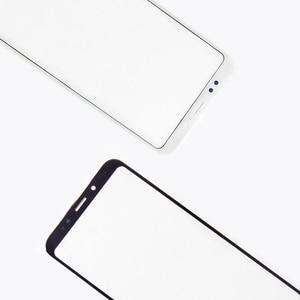 Image 5 - Redmi5 painel frontal para xiaomi redmi 5 plus sensor de tela toque lcd digitador da tela vidro capa redmi redmi 5 plus touchscreen