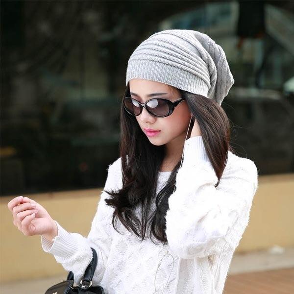 1 шт модной моде осень зима вязаная шапка мужчин ёенский двойной цвет тысяч слой шерстяные шляпы gorro tejido бесплатная доставка всё для детей одежда и аксессуары