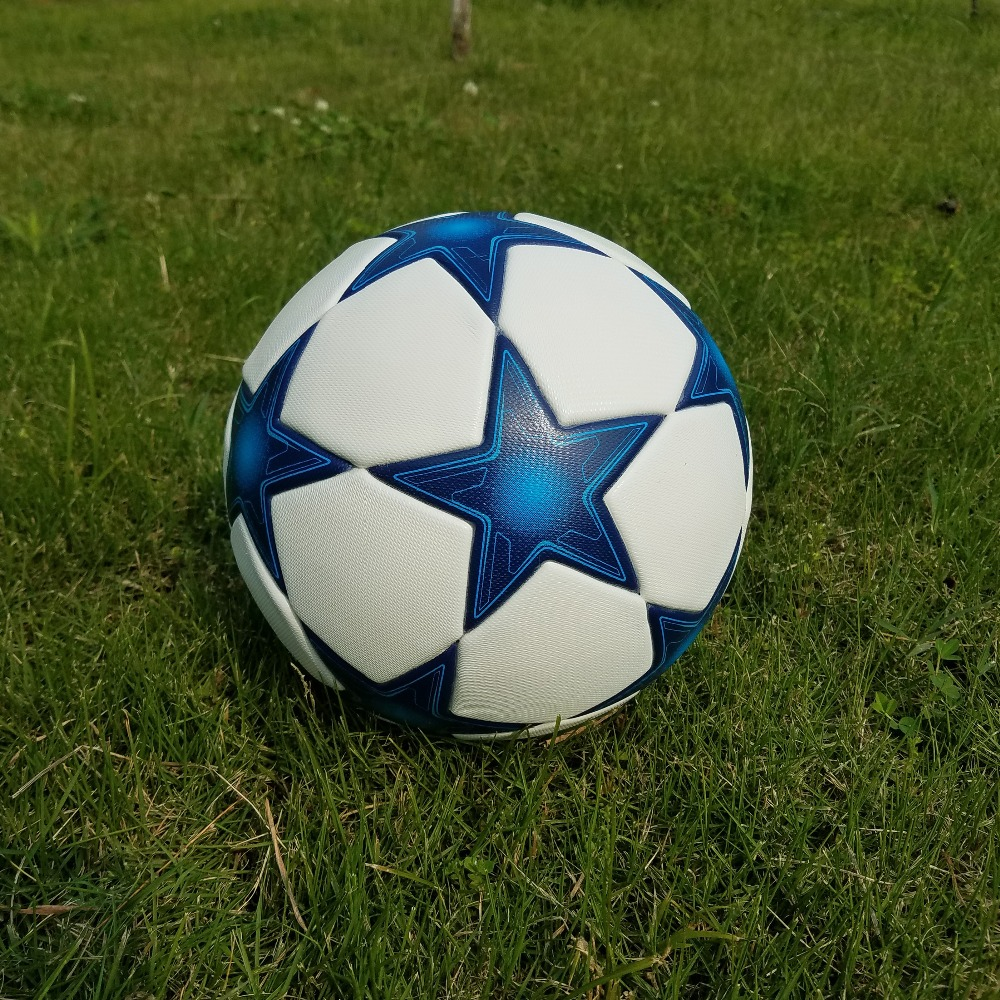 2018 Hot A++ Premier PU Soccer Ball Official Size 5 Football Goal League Ball Outdoor Sport Training Balls Futbol Voetbal Bola