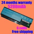 Jigu nueva batería del ordenador portátil para acer aspire 7736z 7738 7738g 7740 7740G 8730 8730G 8730Z 8730ZG 8920 8920G 8930 8930G 7230 7230E