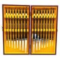 16 шт RUYANGLIU Кисть ручка Китайская каллиграфия ручка-кисть для письма набор кисть для китайской живописи ручка несколько волос пейзаж живопис...