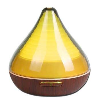 300ml essential oil diffuser Aromatherapy ultrasonic humidifier 12V Aroma diffuser Air Humidifier US/EU Plug