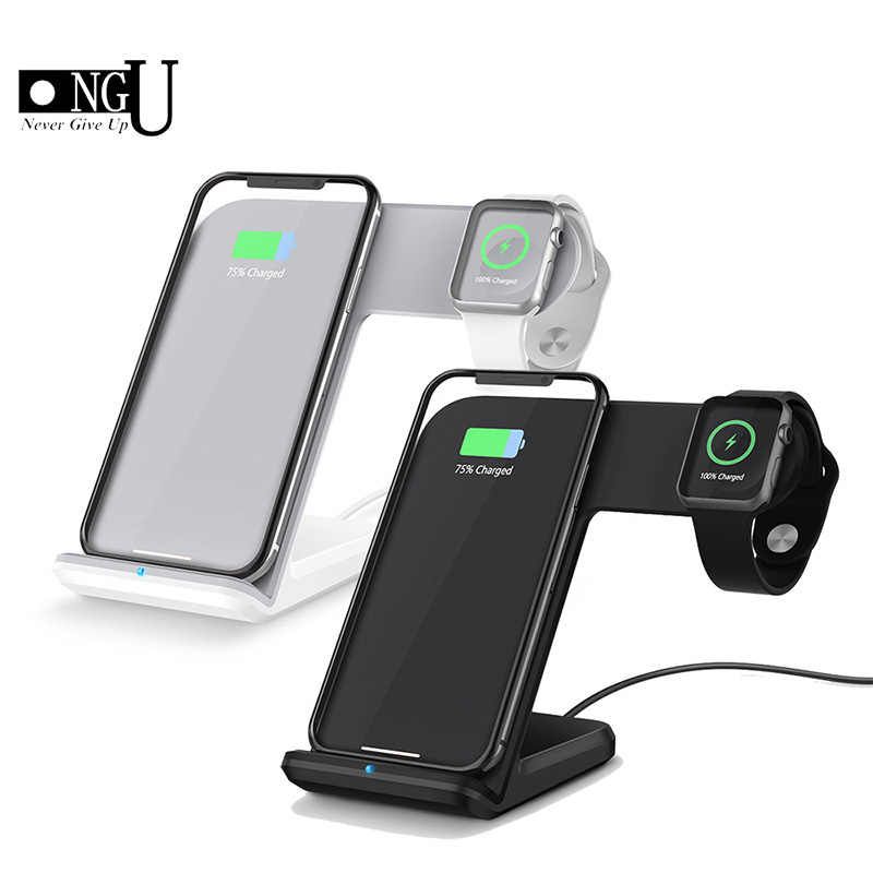Detail Feedback Questions about 2 In 1 Qi Wireless Charger